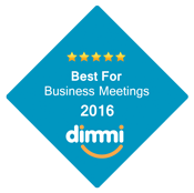Best For Business Meetings 2016 Dimmi