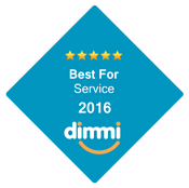 Best For Service 2016 Dimmi