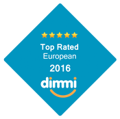 Top Rated European 2016 Dimmi