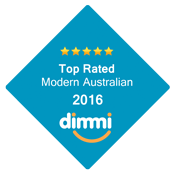 Top Rated Modern Australian 2016 Dimmi
