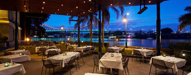 Best rooftops and alfresco dining spots brisbane for Hawaii home building packages